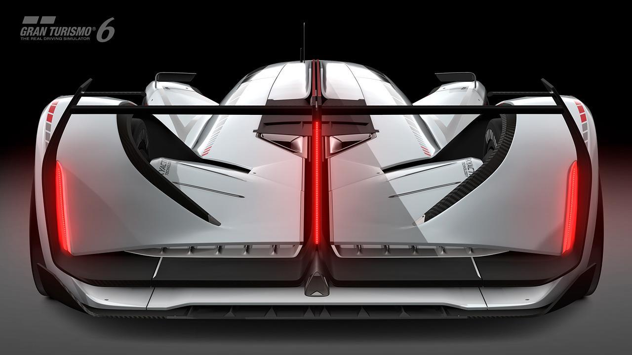 Первые фотографии Mazda LM55 Vision Gran Turismo. Фото № 1