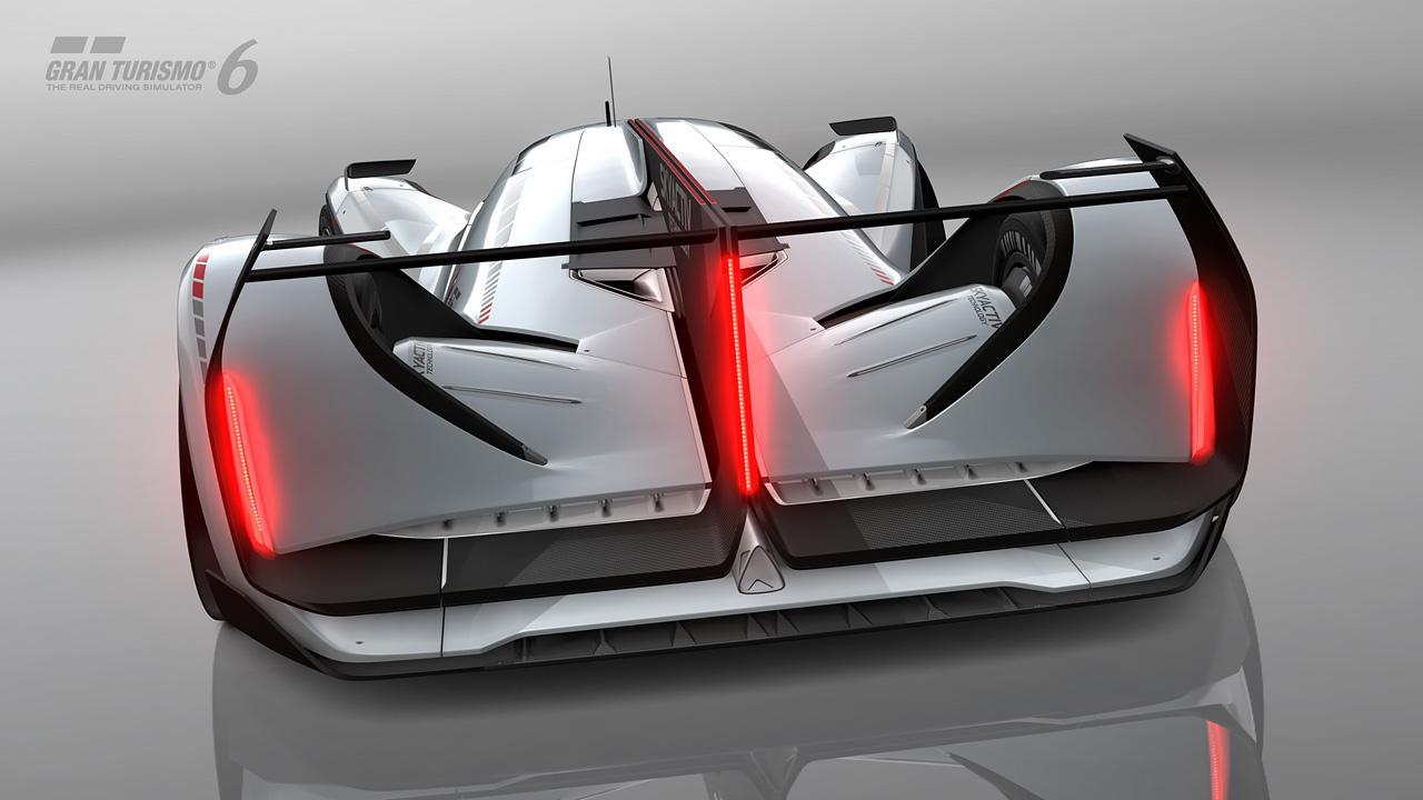 Первые фотографии Mazda LM55 Vision Gran Turismo. Фото № 10