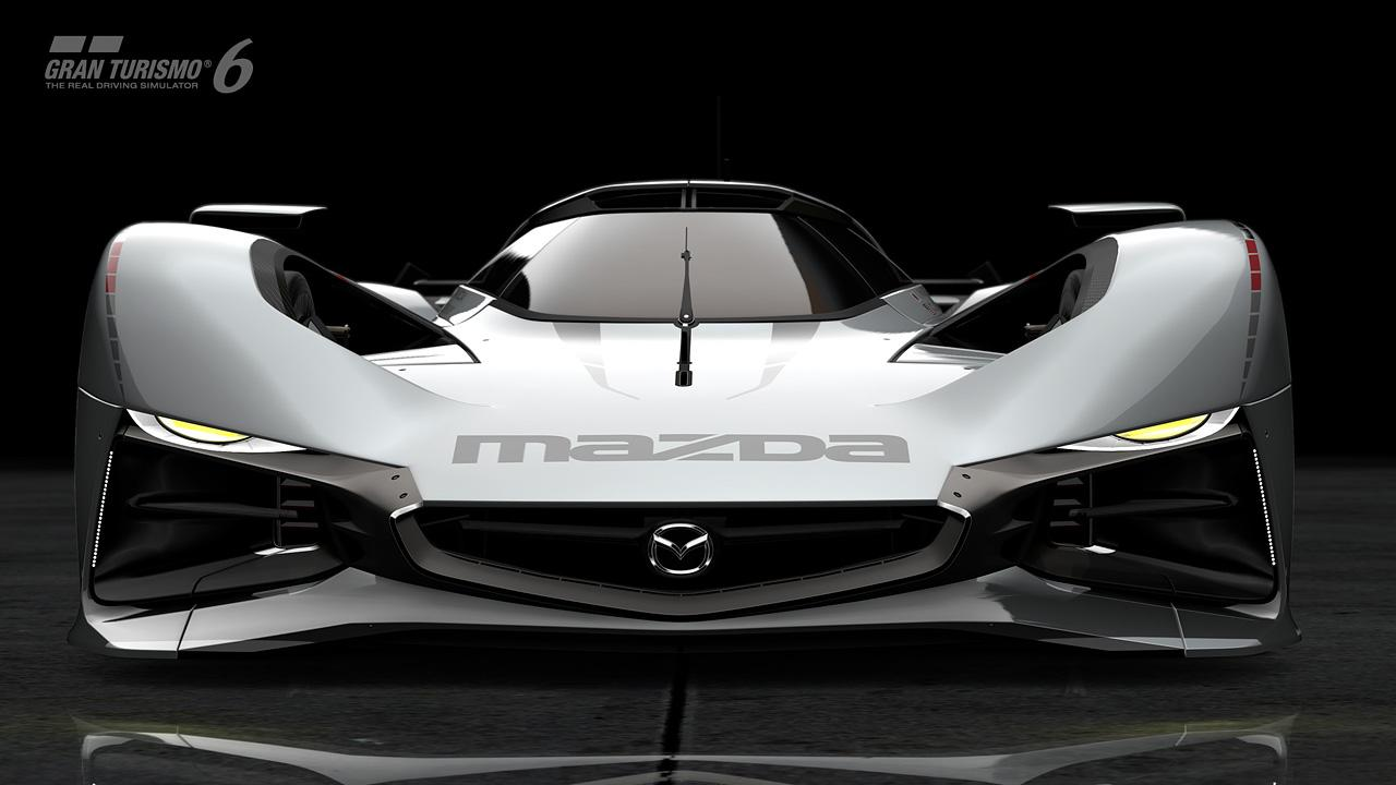 Первые фотографии Mazda LM55 Vision Gran Turismo. Фото № 17