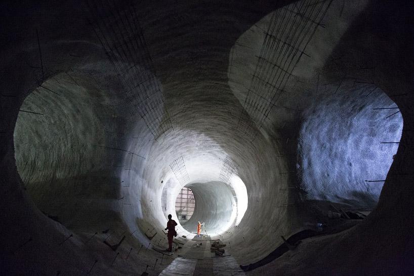 Подземка метро Лондон станция. Фото