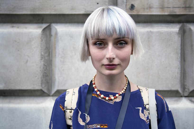 Портреты жителей Лондона. Фото № 10