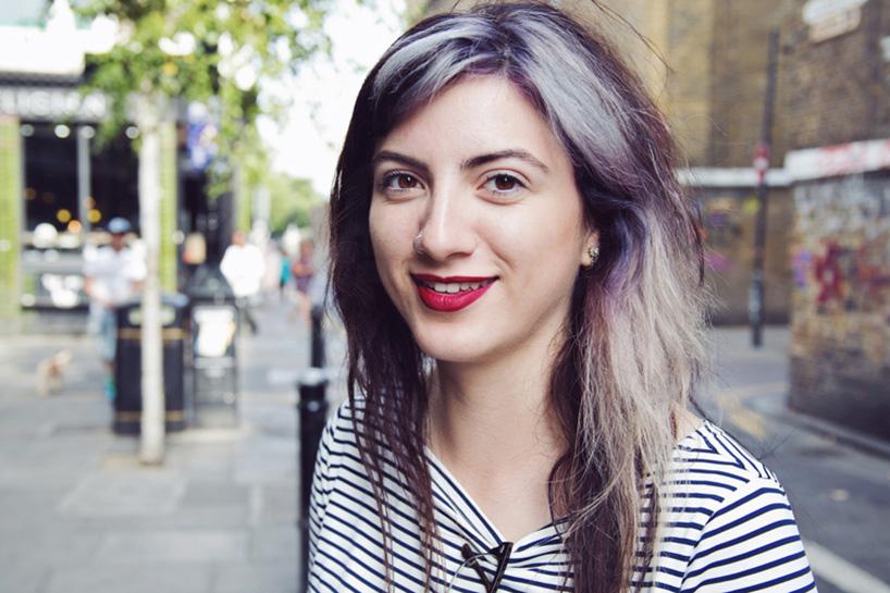 Портреты жителей Лондона. Фото