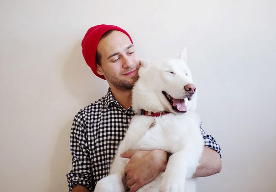 Путешествие человека и его собаки в дикую природу. Фотоотчет. Фото № 23