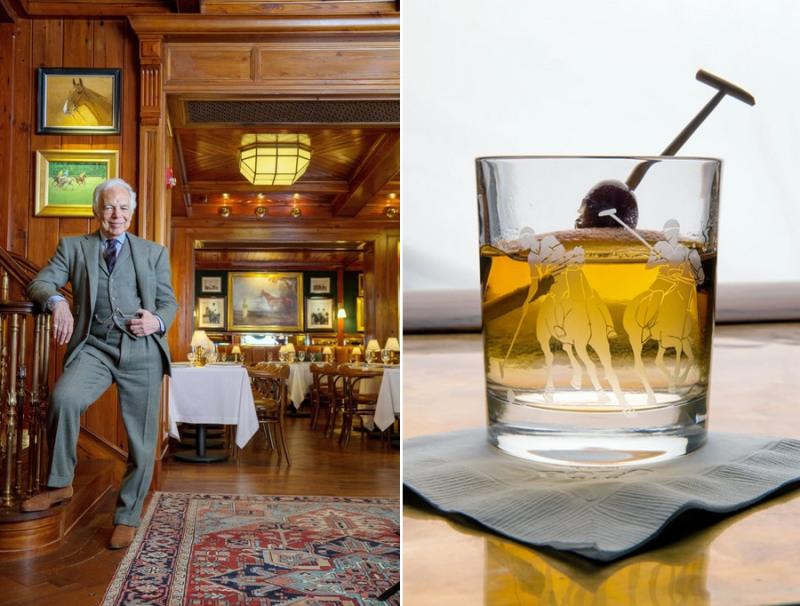 Ресторан Ральфа Лорнеа в Нью-Йорке. Фото № 2