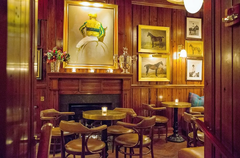 Ресторан Ральфа Лорнеа в Нью-Йорке. Фото № 3