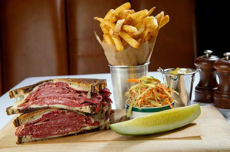 Ресторан Ральфа Лорнеа в Нью-Йорке. Фото № 6