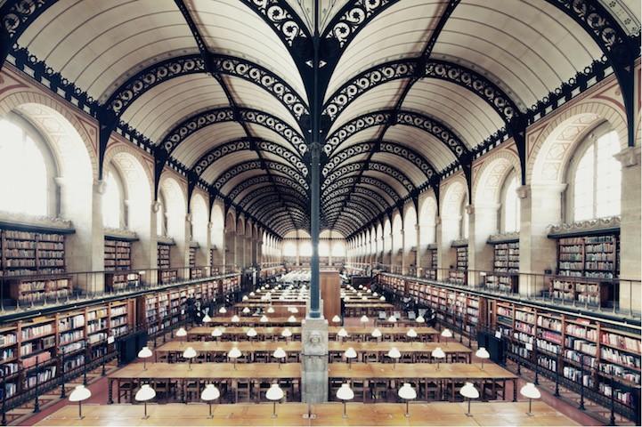 Самые красивые библиотеки мира. Фото № 10