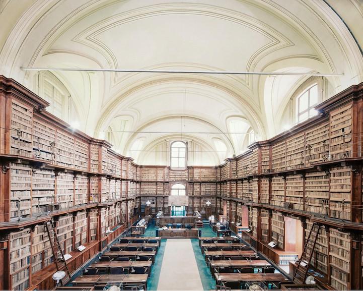 Самые красивые библиотеки мира. Фото № 2