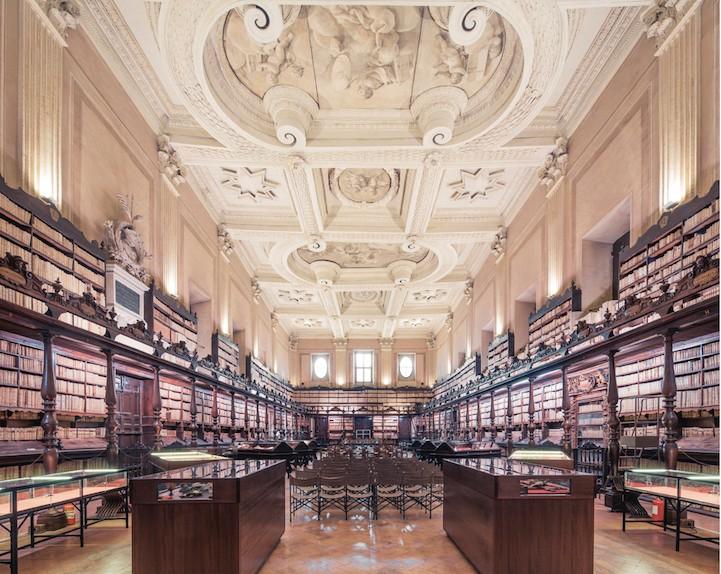 Самые красивые библиотеки мира. Фото № 3