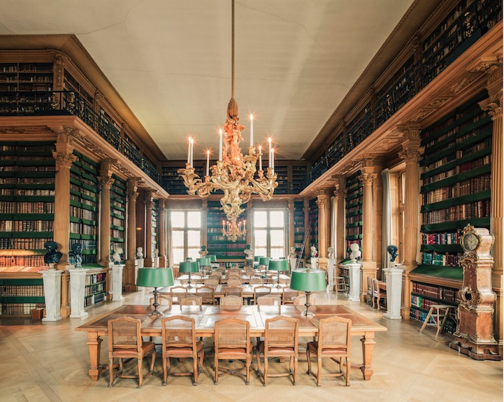 Самые красивые библиотеки мира. Фото № 4
