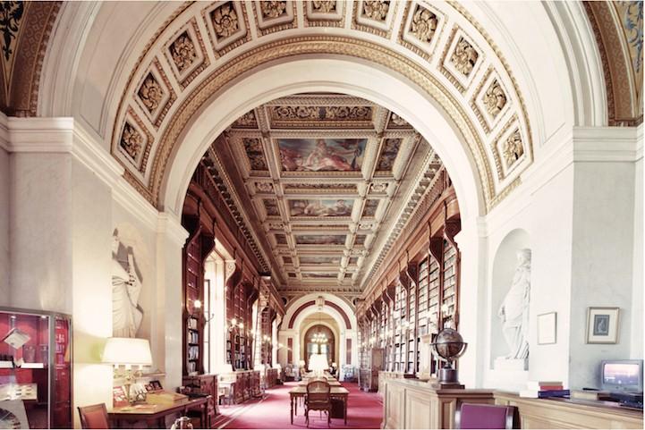 Самые красивые библиотеки мира. Фото № 5