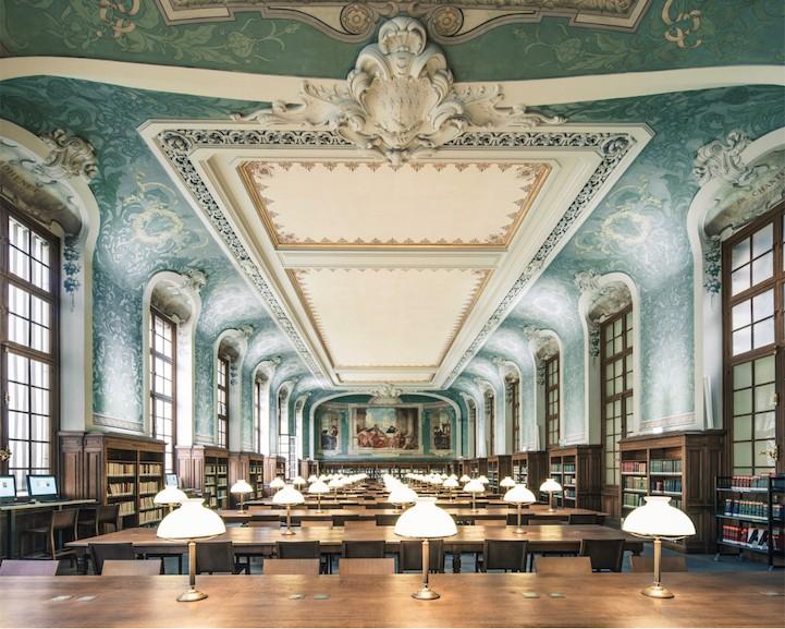 Самые красивые библиотеки мира. Фото № 6
