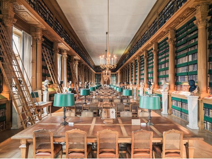 Самые красивые библиотеки мира. Фото № 7