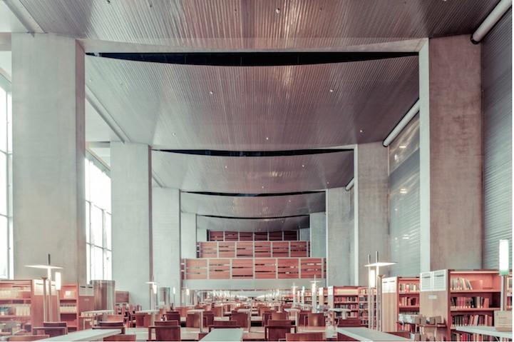 Самые красивые библиотеки мира. Фото № 8