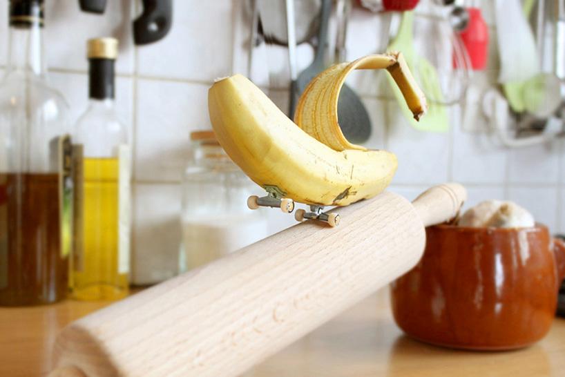 Скейтборд для фруктов. Фото № 1