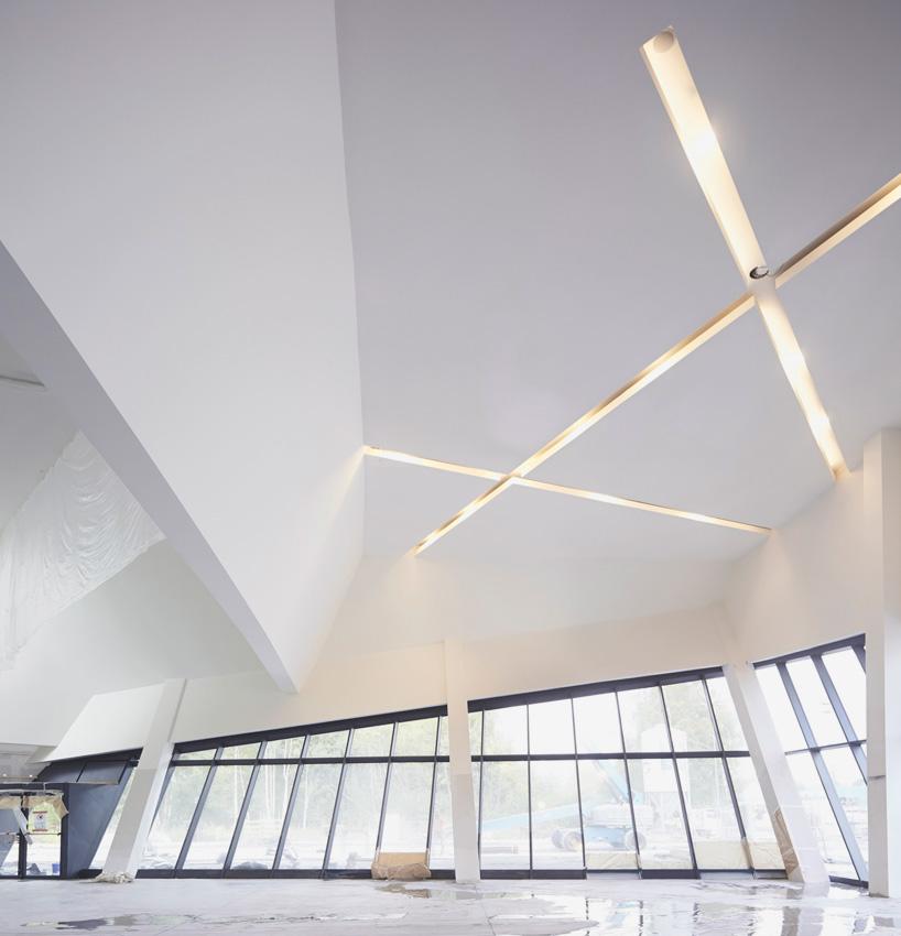 Современная архитектура. Конференц-центр. Фото_4