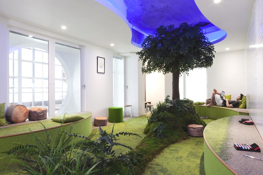 Современный дизайн офиса. Фото № 5