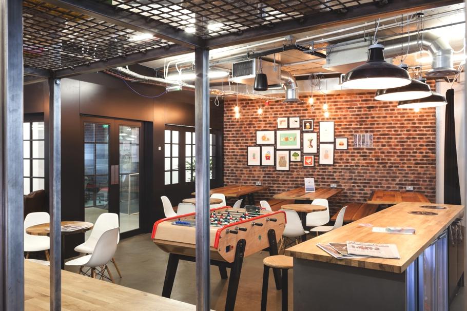 Современный дизайн офиса. Фото № 6