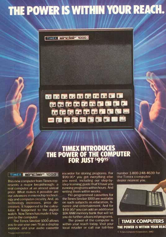 Старая реклама компьютеров. Фото № 12