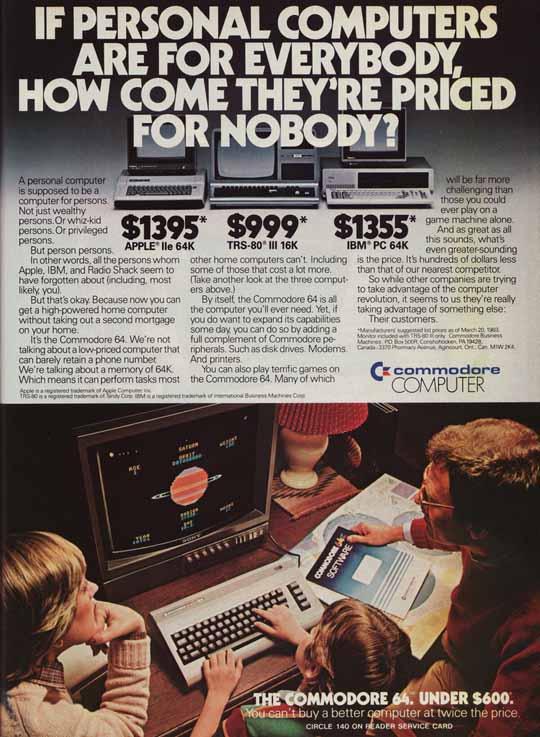 Старая реклама компьютеров. Фото № 15