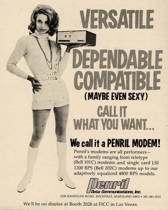 Старая реклама компьютеров. Фото № 3