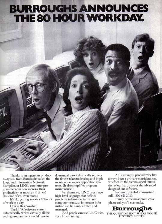 Старая реклама компьютеров. Фото № 6