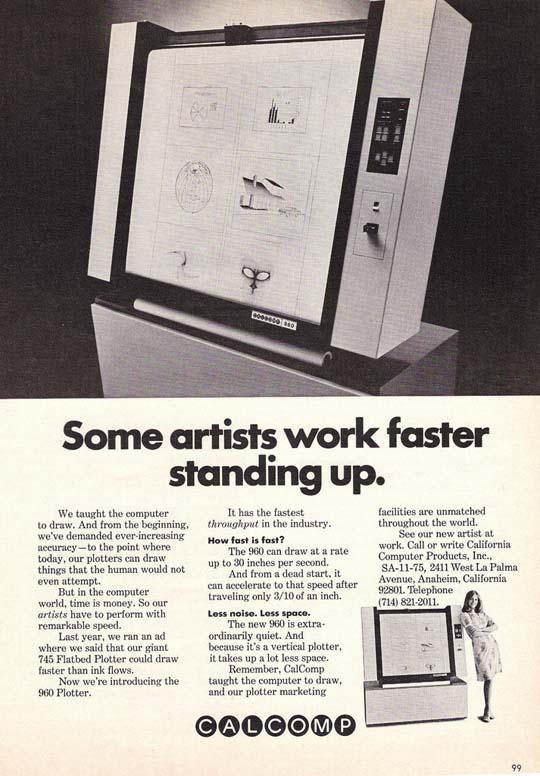 Старая реклама компьютеров. Фото № 7
