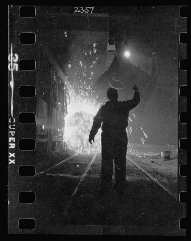 Стэнли Кубрик фотограф. Фото № 13