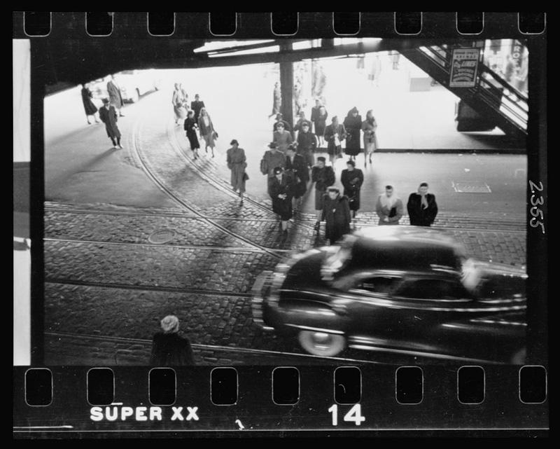 Стэнли Кубрик фотограф. Фото № 16