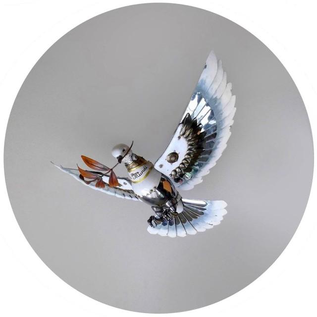 Стимпанк культура. Птицы. Фото_04