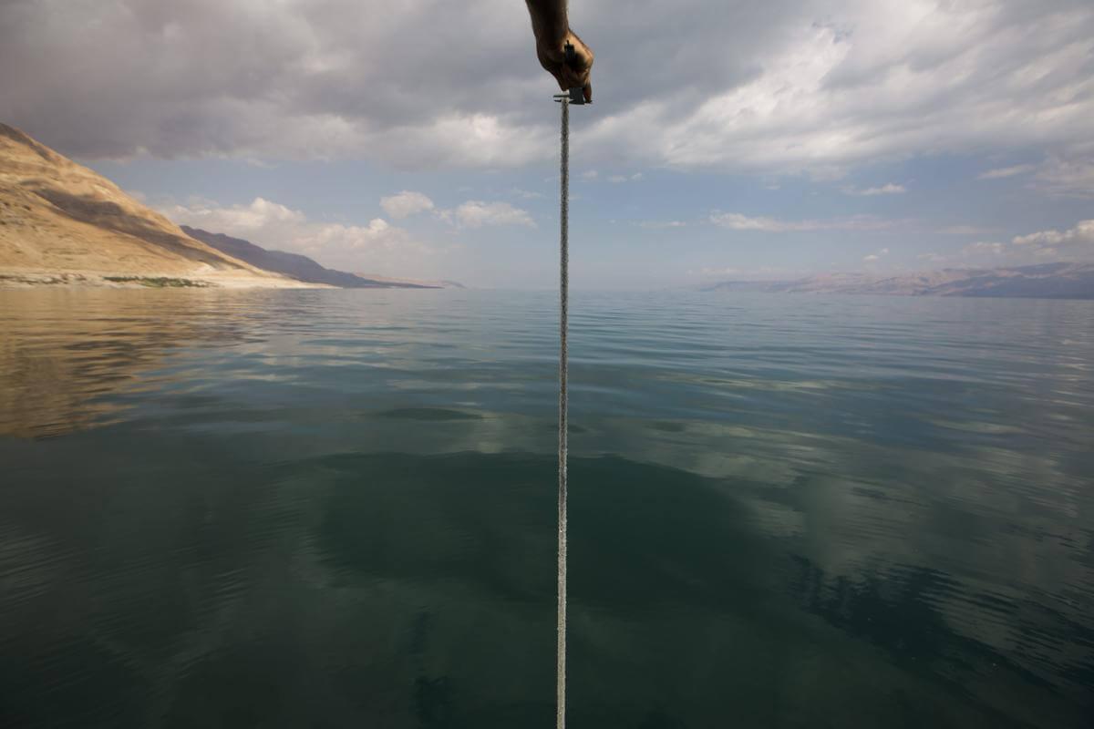 Мертвое море. Израиль. Фото № 4