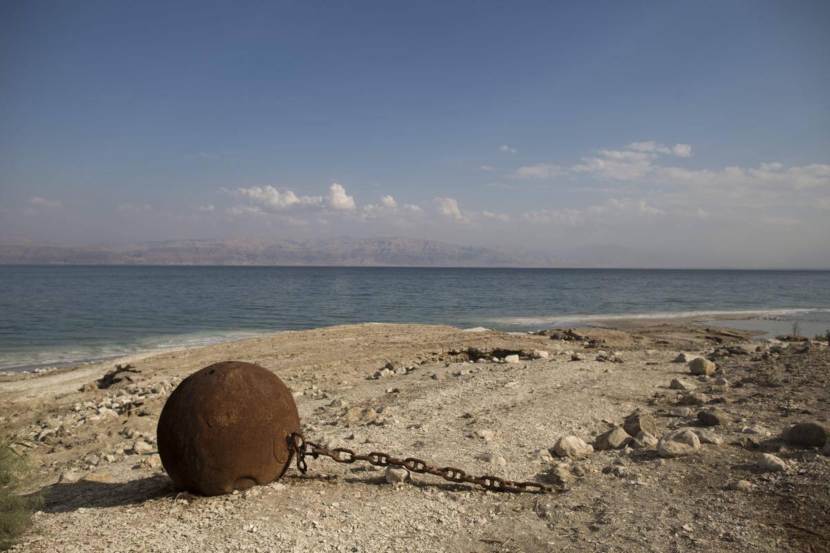 Мертвое море. Израиль. Фото № 5