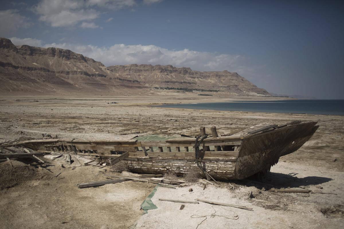 Мертвое море. Израиль. Фото № 6