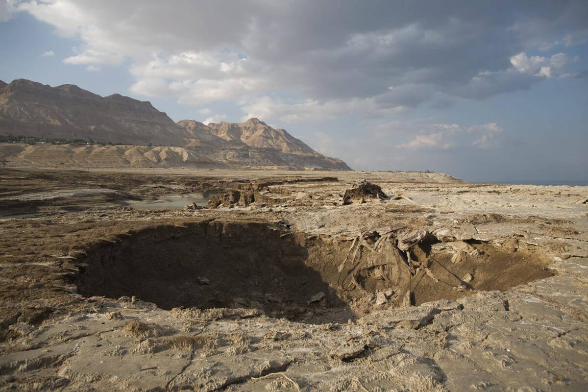 Мертвое море. Израиль. Фото № 7