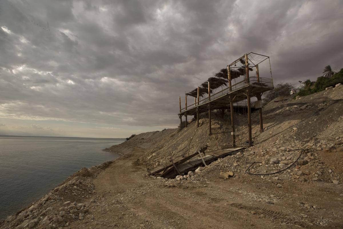 Мертвое море. Израиль. Фото № 9