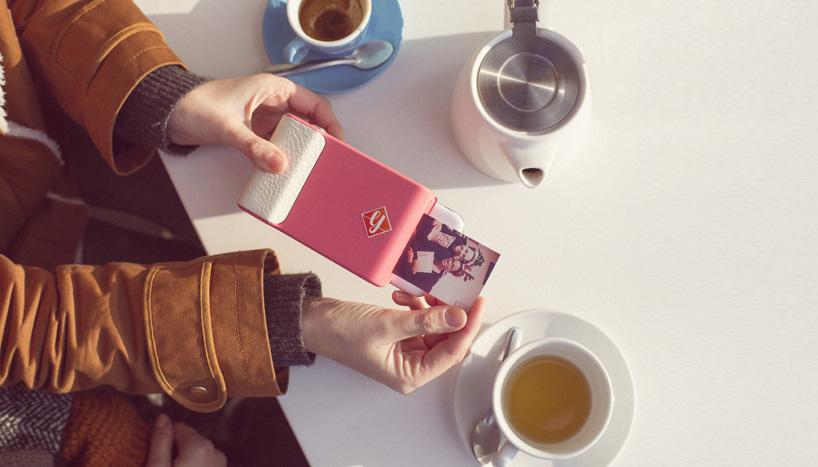 Мгновенная печать фотографий со смартфона. Фото № 1