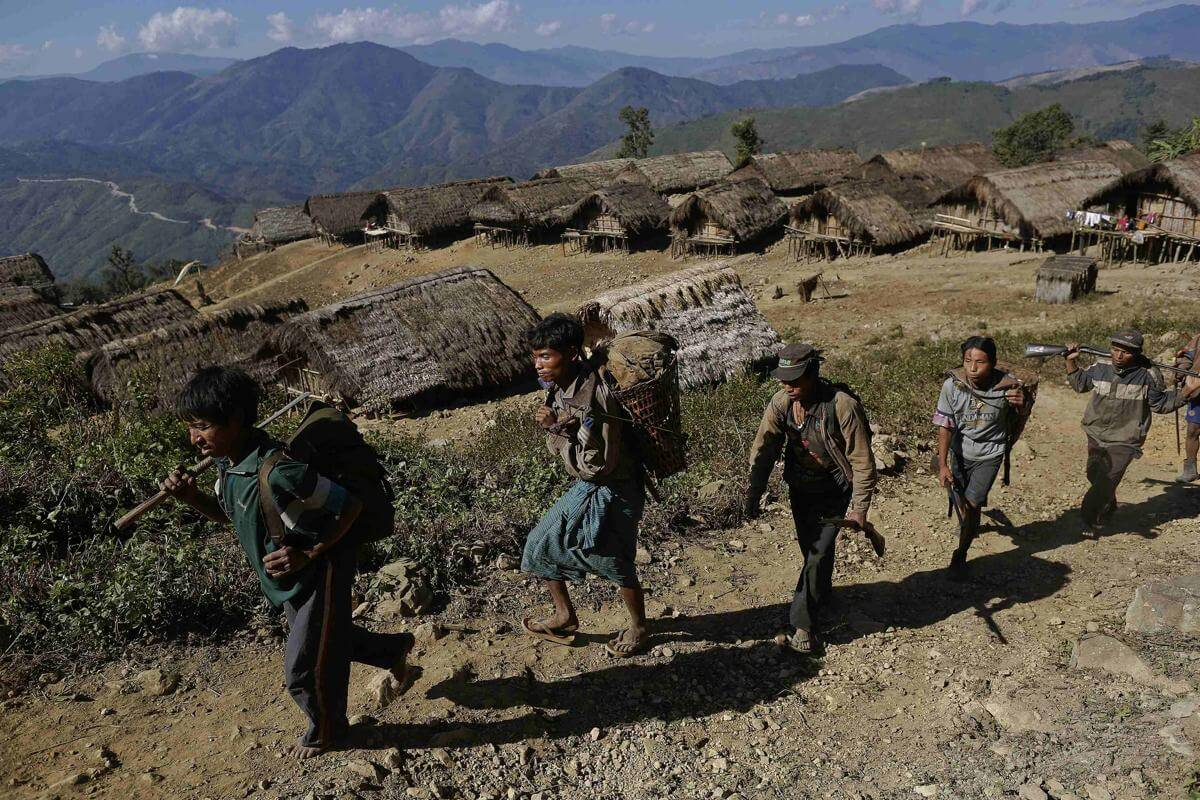 Мьянма Википедия