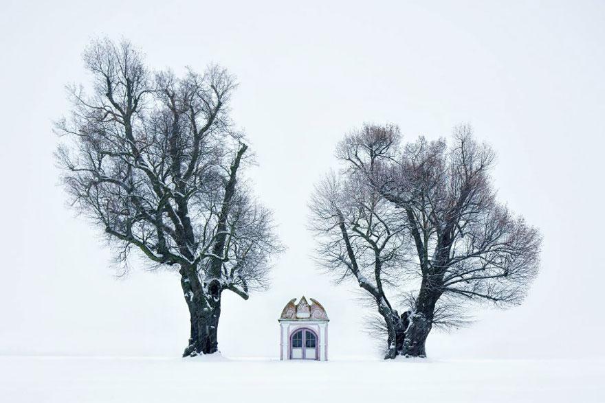 Пейзажи в стиле сказок братьев Гримм. Фото № 11