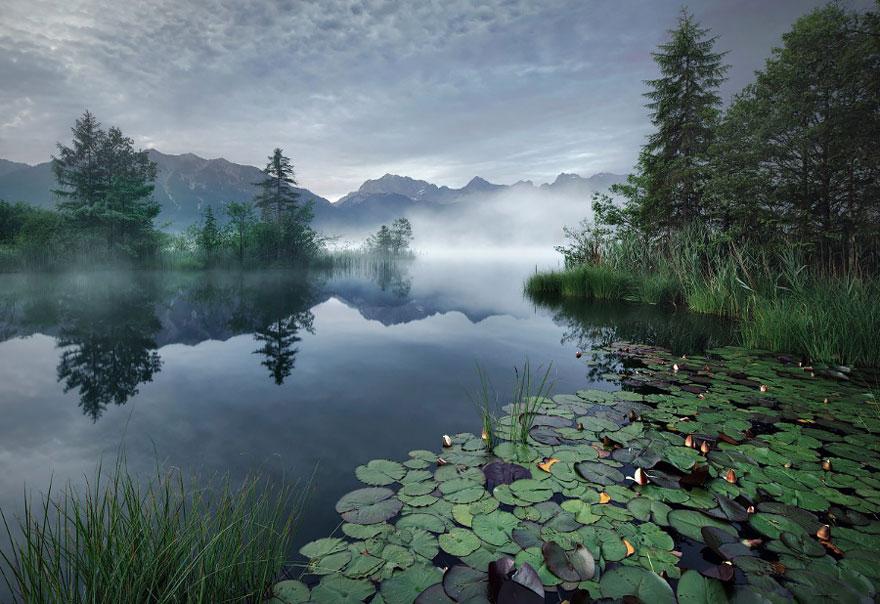 Пейзажи в стиле сказок братьев Гримм. Фото № 9