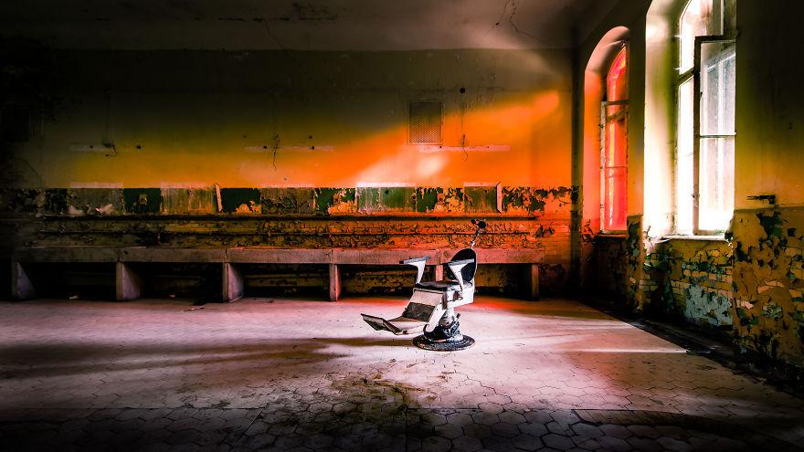 Пустые и заброшенные здания и места. Фото № 9