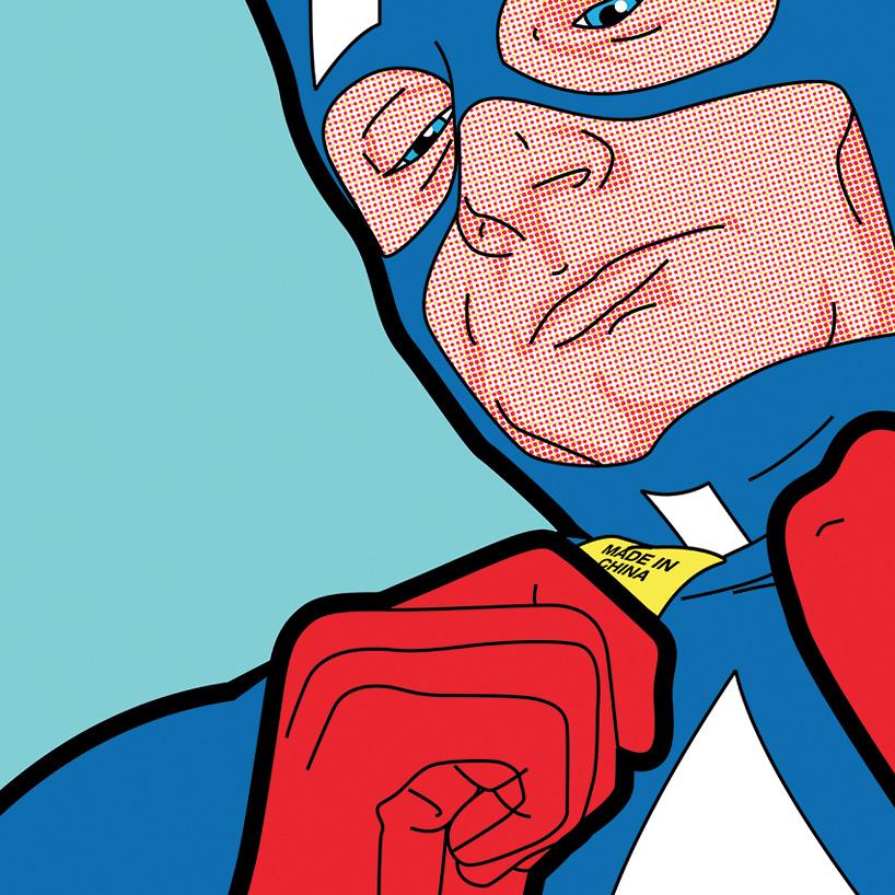 Частная жизнь супергероев. Фото № 12