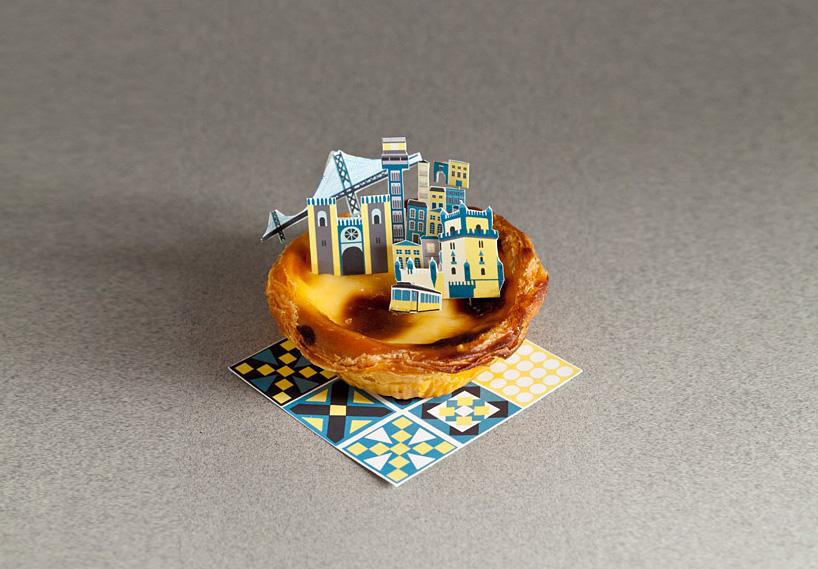 Города из еды. Фото № 17