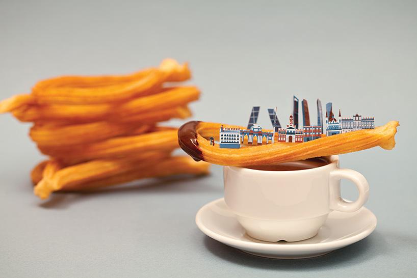 Города из еды. Фото № 2