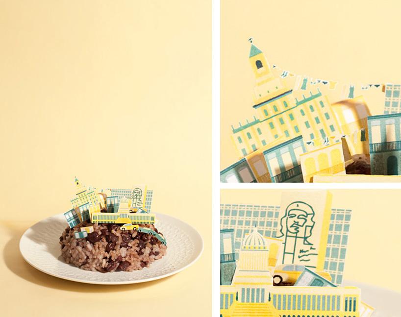 Города из еды. Фото № 20