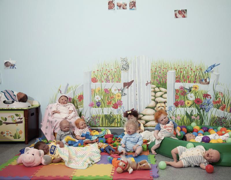 Куклы детские игрушки. Возрождение. Фото № 12