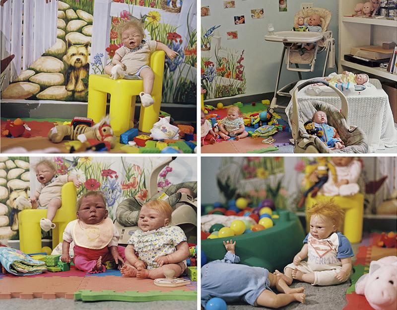 Куклы детские игрушки. Возрождение. Фото № 13