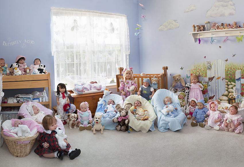 Куклы детские игрушки. Возрождение. Фото № 6