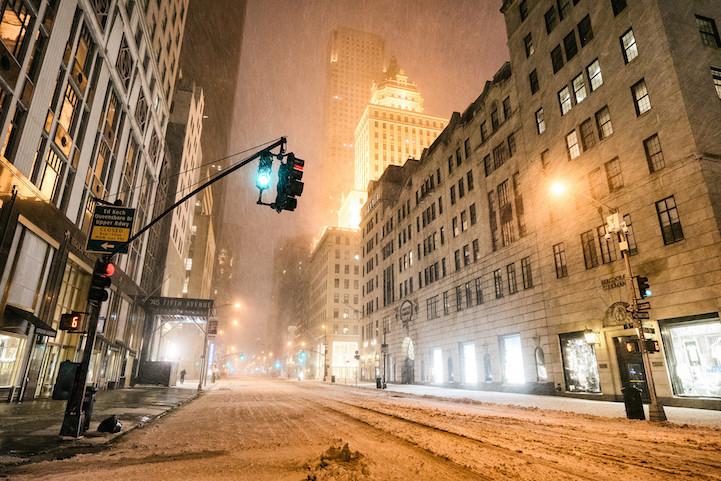 Нью-Йорк. Фото № 4