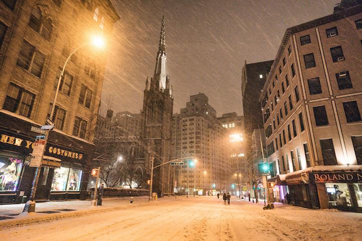 Нью-Йорк. Фото № 5