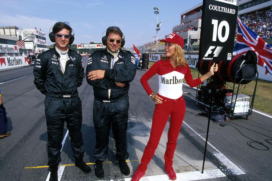 Полуобнаженные красавицы Формулы 1. Фото № 22